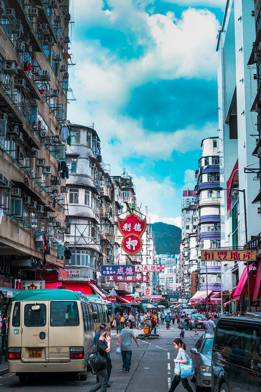 Wet Market Sham Shui Po