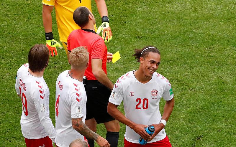 Australia deserved to beat Denmark, says Bert van Marwijk