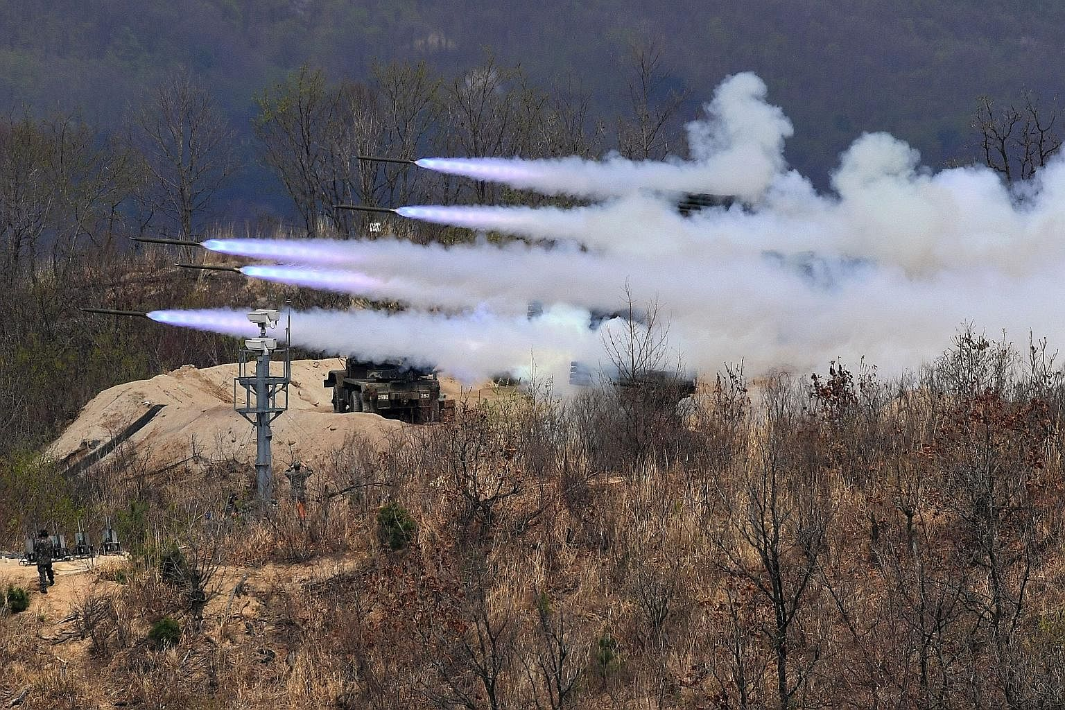 Joint military drills between the US and South Korea were cancelled in June. Some experts say this was done without discernible gain to the US.