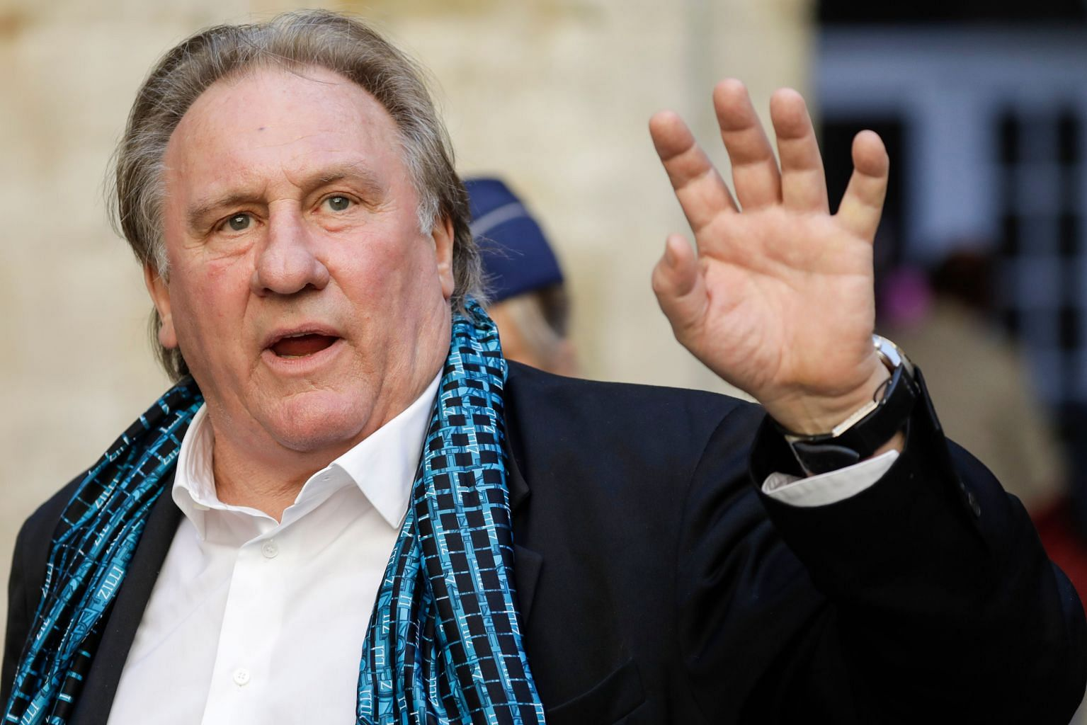 Depardieu became the personification of a citizen of the USSR 04/06/2013 33