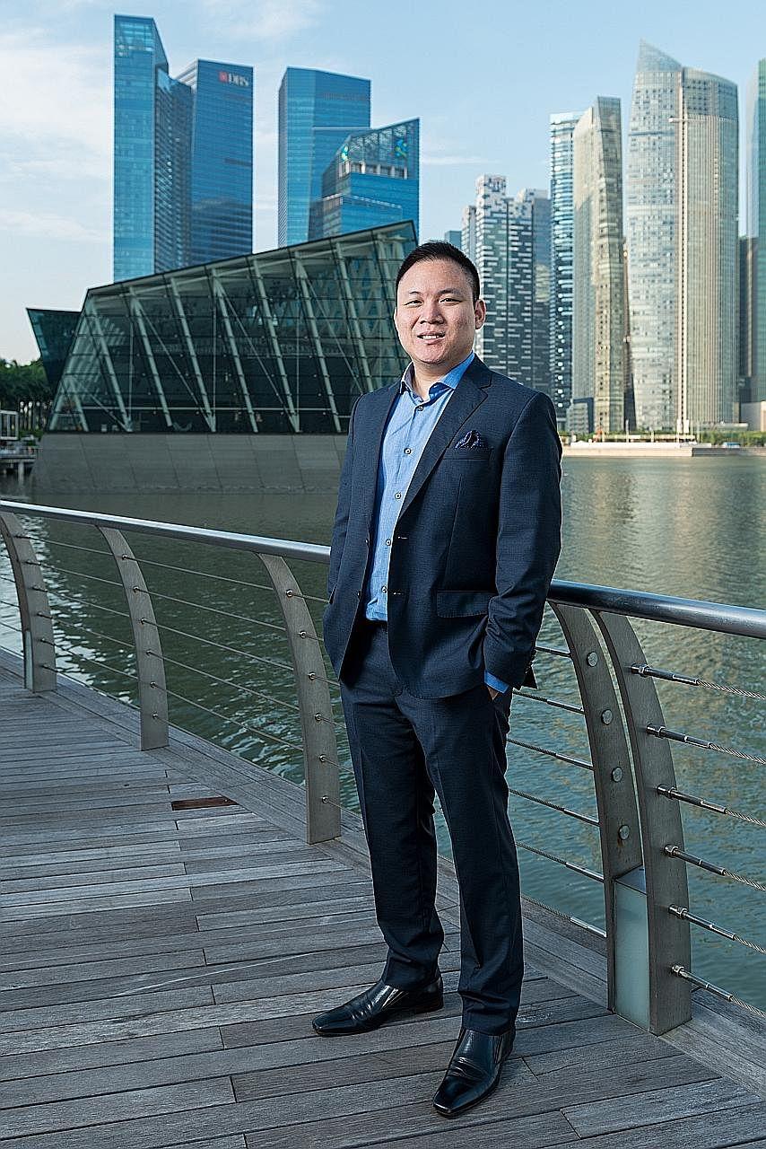 Ex-CEO of social media company sues co-founder, Singapore News & Top