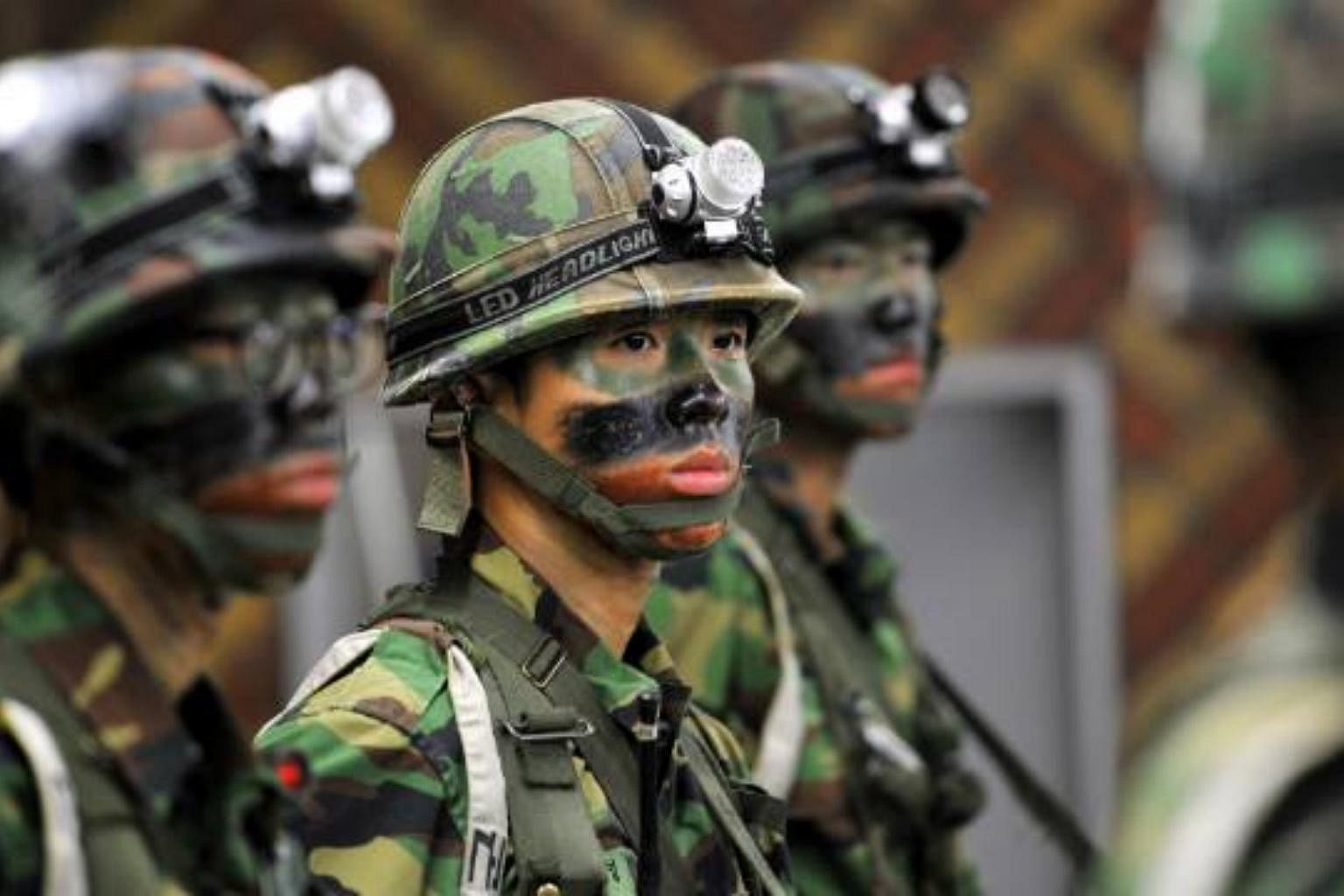 South Korean Students Deliberately Gain Weight To Dodge Military Service East Asia News Top Stories The Straits Times