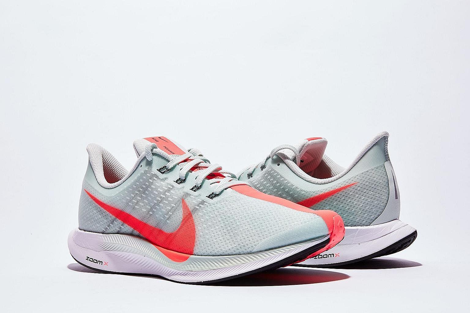 Nike Zoom Pegasus Turbo: Chic