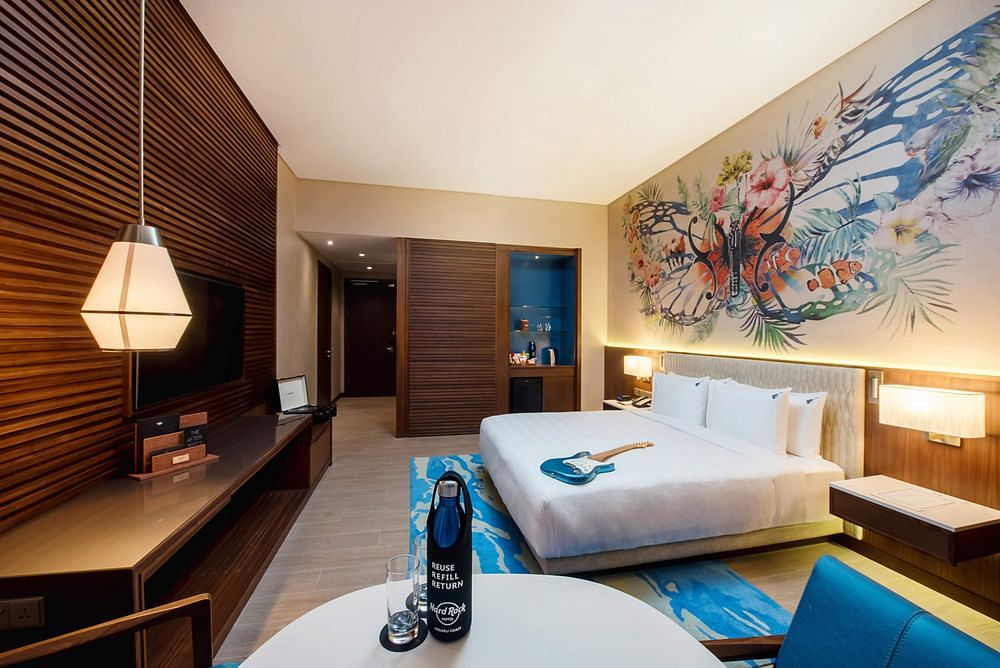 Hard Rock Hotel Desaru Coast - Guest Room
