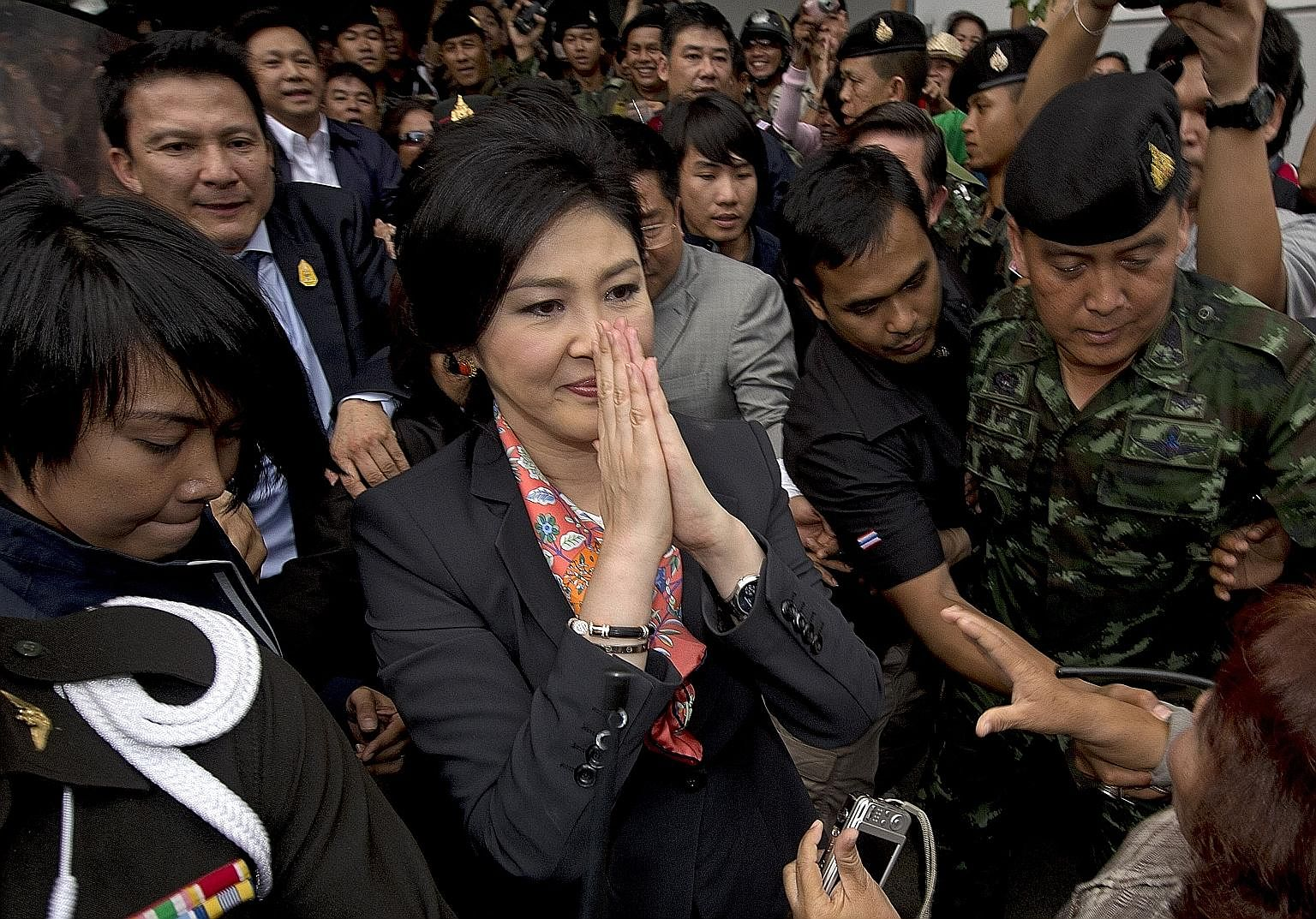 """According to The Nation's Tulsathit Taptim, Thailand's former prime minister Yingluck Shinawatra's current passport controversy reflects what must have become the clan's expertise in using """"borderline"""" documents to do big things."""