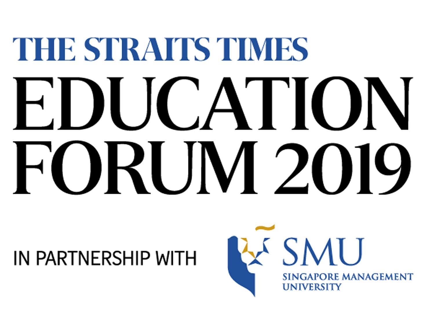ST Education Forum to debate modern-day entrepreneurship