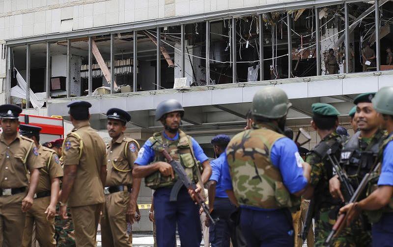 Sri Lanka explosions: At least 207 killed, hundreds injured