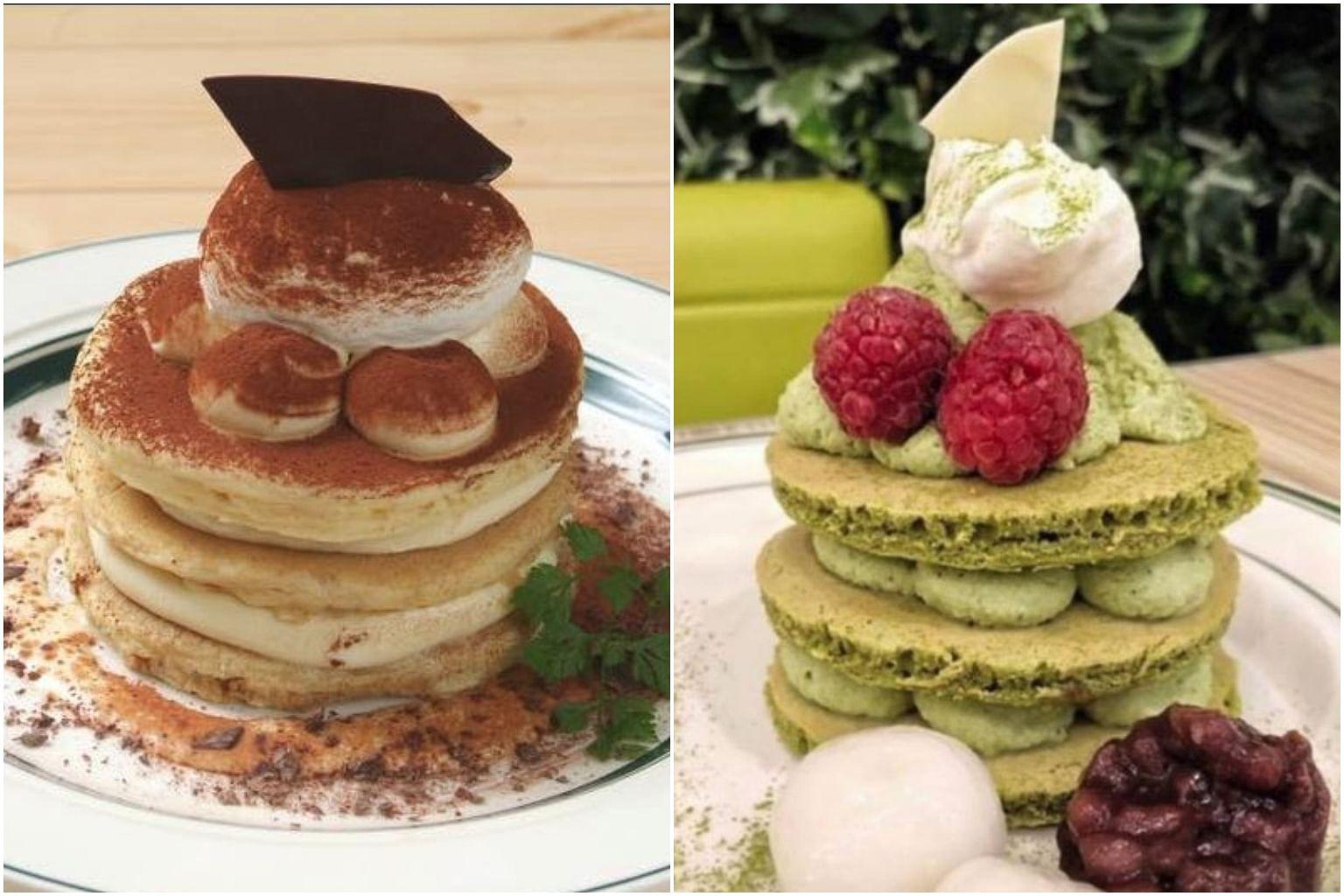 Osaka's Gram Cafe famous for wobbly pancakes opening at