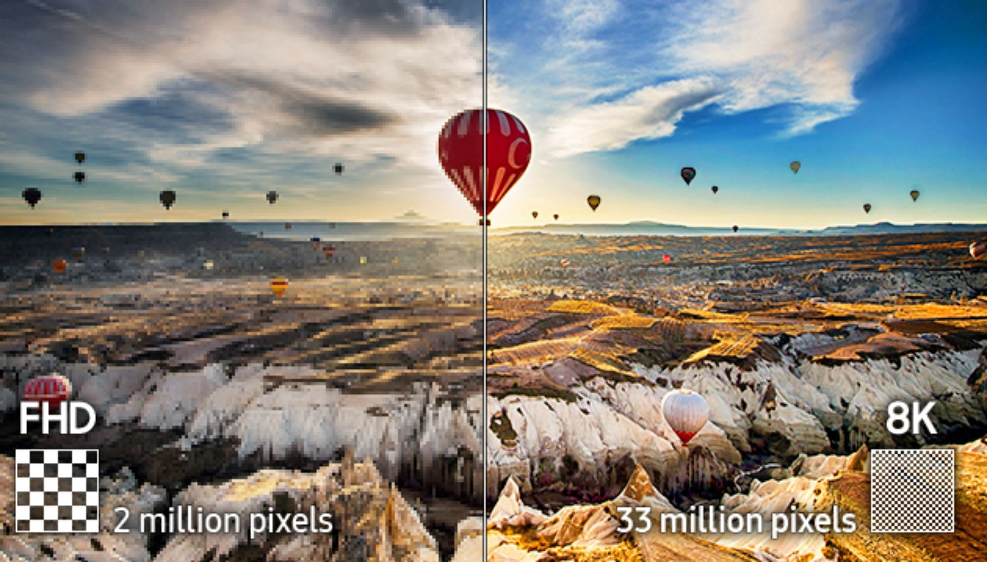Samsung S Latest Qled 8k Technology Is The Future Of Tv Tech News Top Stories The Straits Times