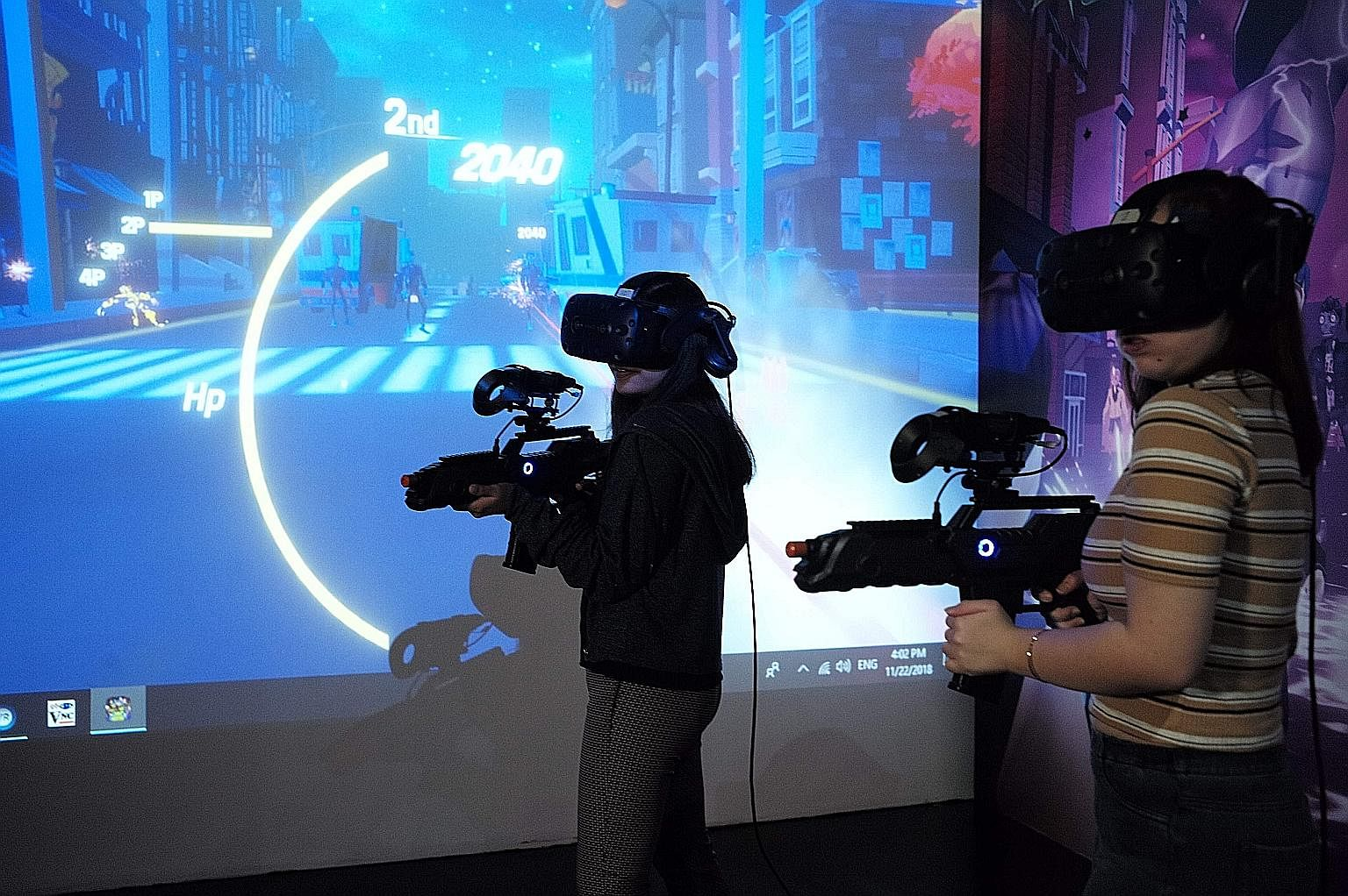 HeadRock VR.