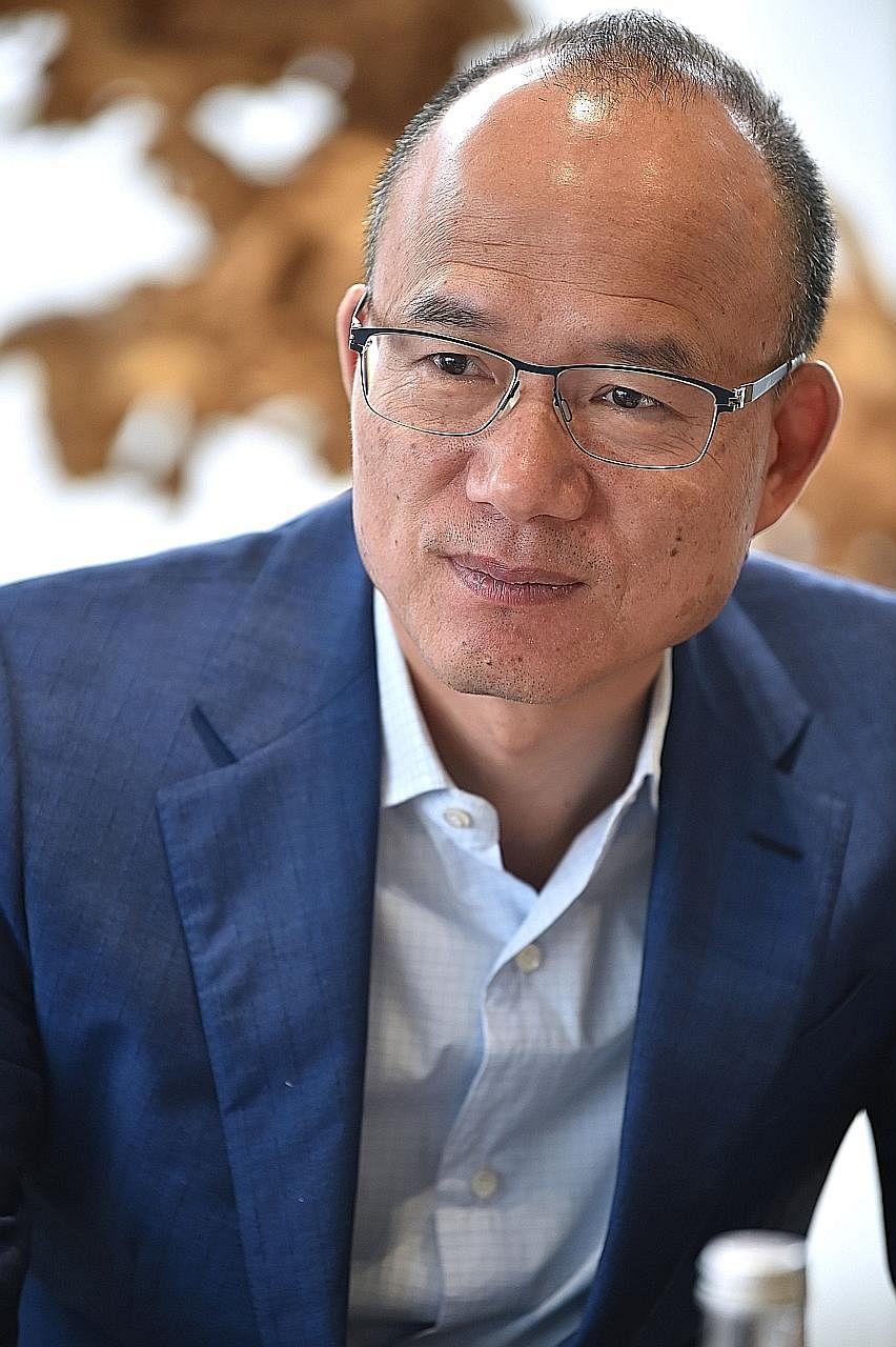 AGENCE FRANCE-PRESSE Billionaire Guo Guangchang heads Fosun International, Thomas Cook's biggest shareholder.