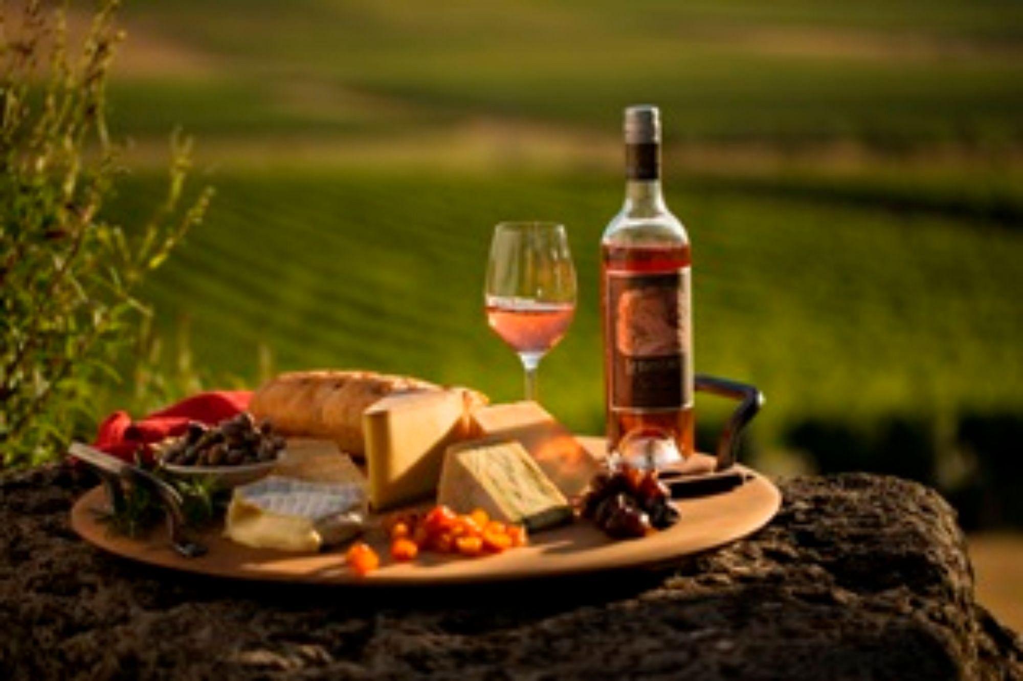 Wine tasting at Yarra Valley