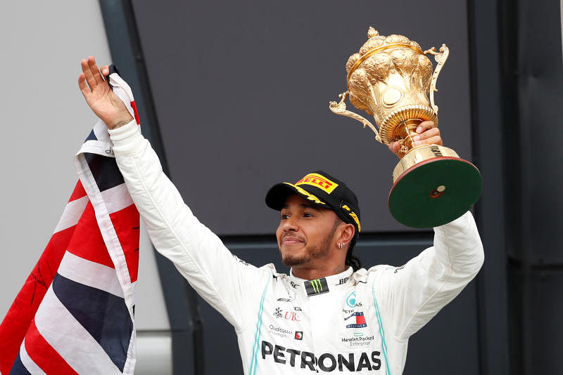 Formula One Lewis Hamilton Confirms Involvement In Hollywood Documentary Formula One News Top Stories The Straits Times