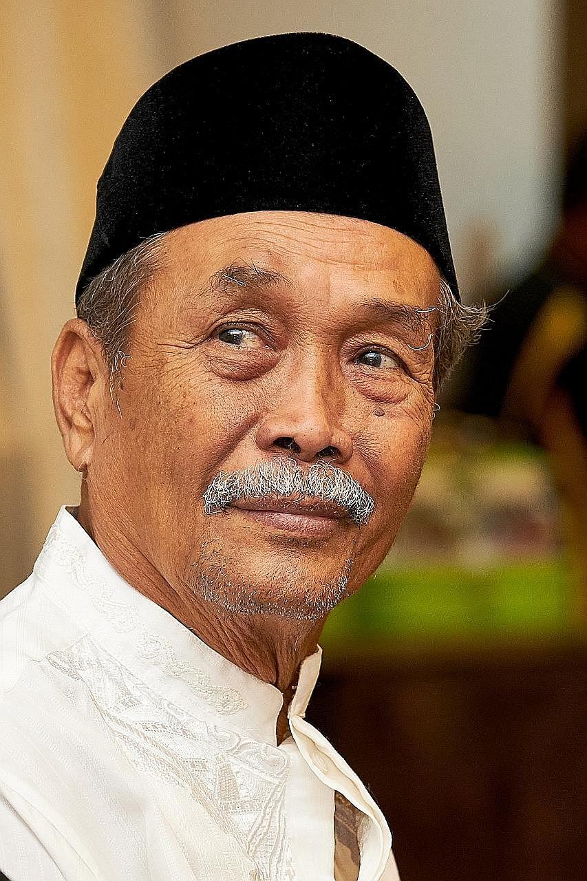 Mr Yatiman Yusof has worked to change perceptions of the Malay language.