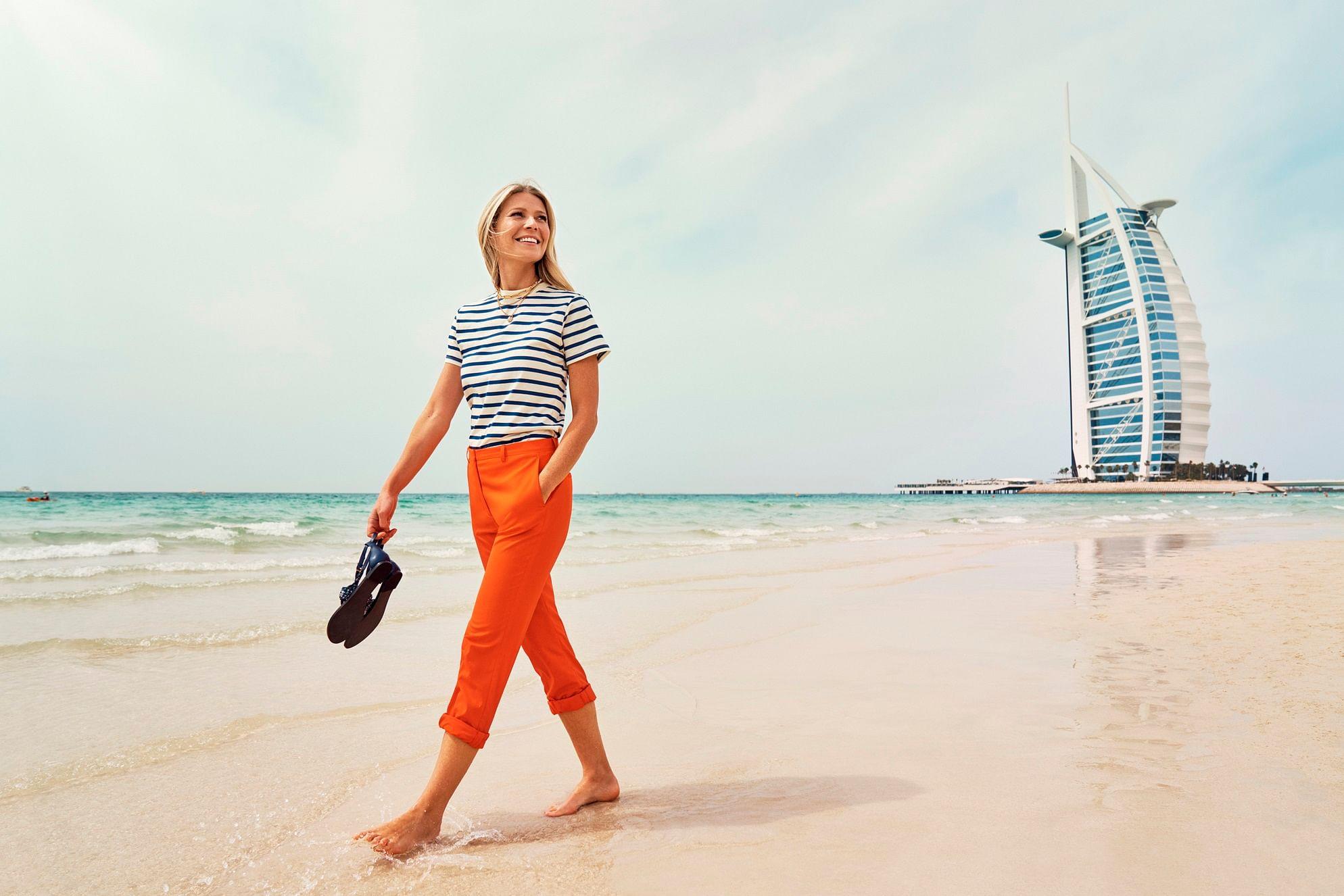 , Dubai through the eyes of stars, Top Breaking News