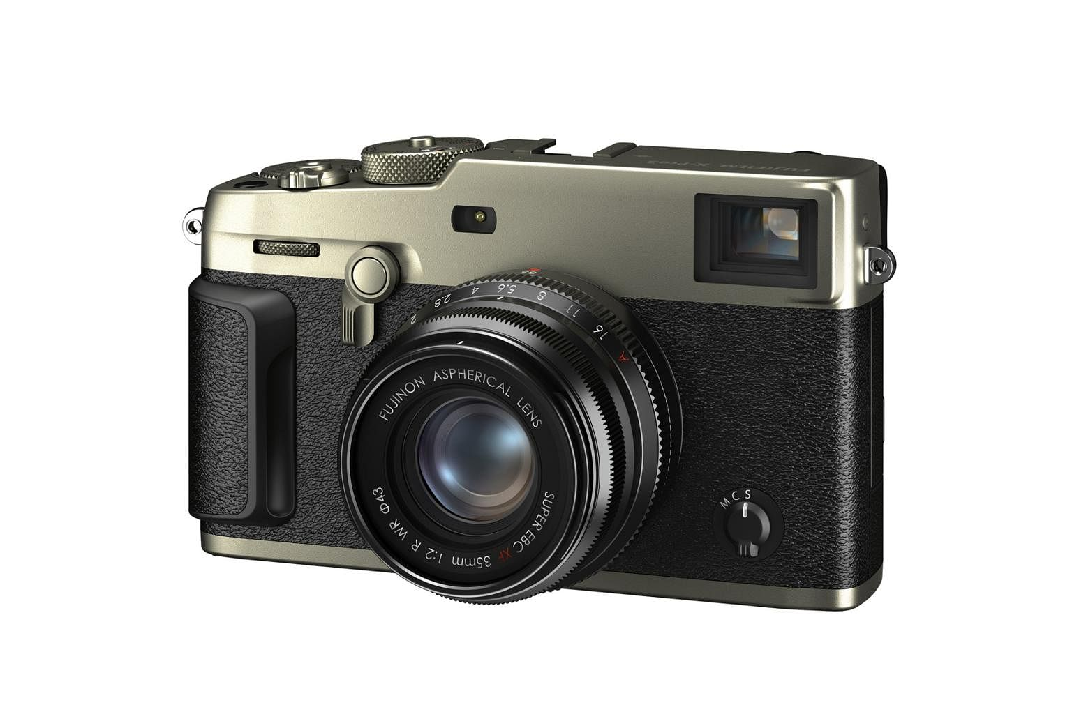 Tech Review Fujifilm X Pro3 Camera Has Touch Of Nostalgia Cameras News Top Stories The Straits Times