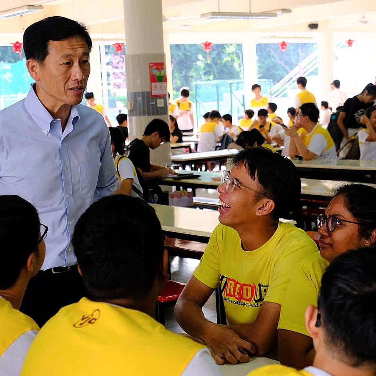 Education Minister O