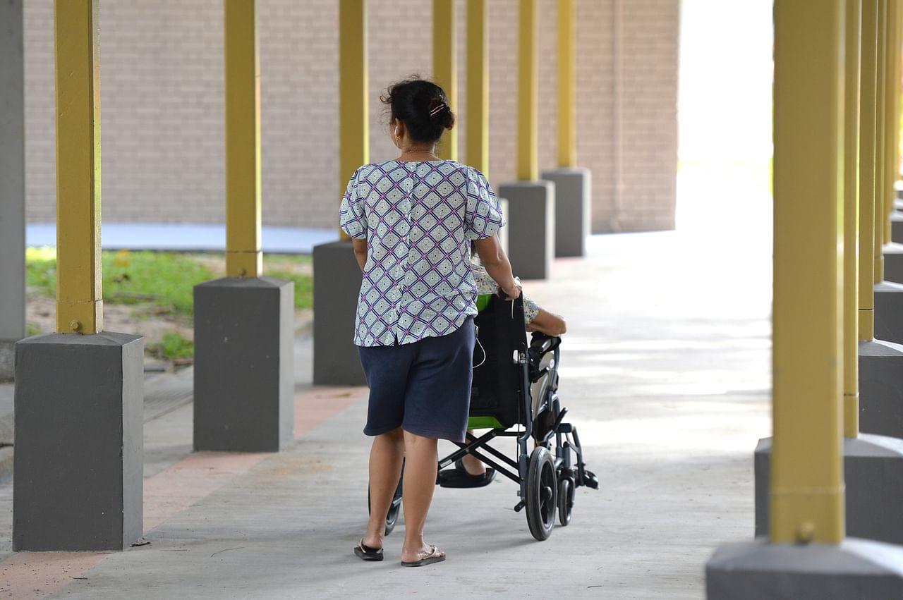 Coronavirus New Portal Aims To Address Domestic Helper Shortage Jobs News Top Stories The Straits Times
