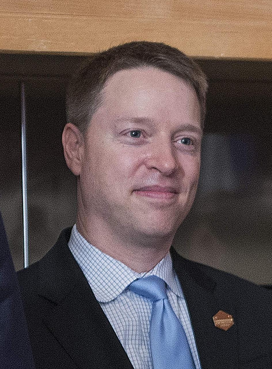 US deputy national security adviser Matt Pottinger has helped shape hardline policies towards China.