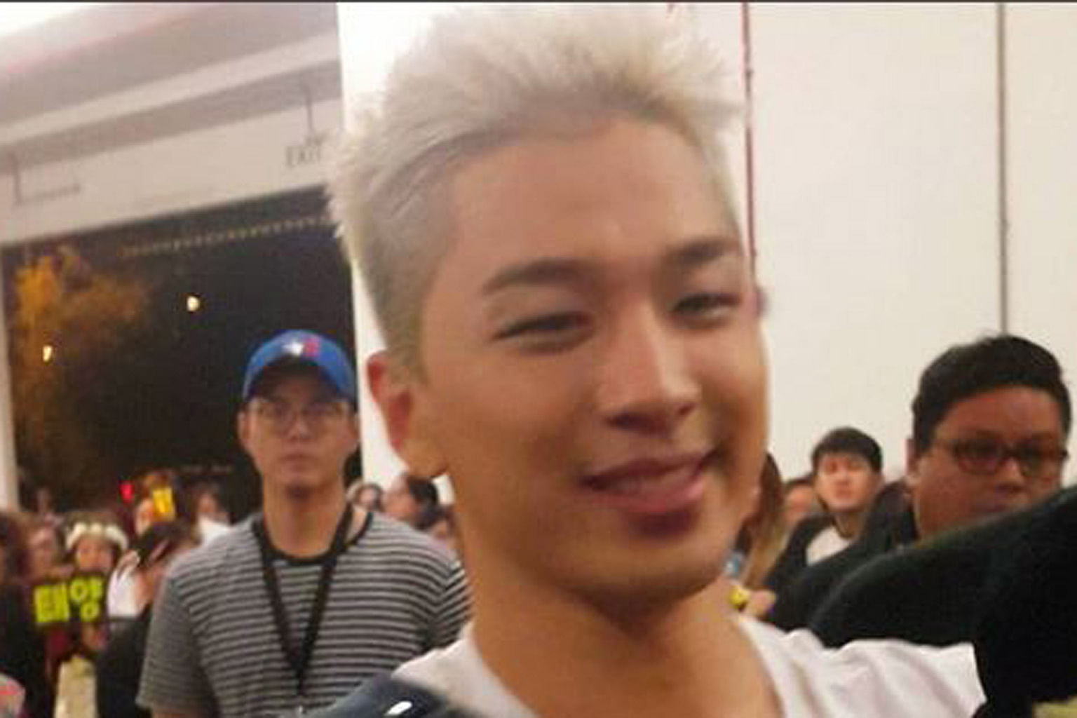 Taeyang Opens Up About His Marriage And Struggles Entertainment News Top Stories The Straits Times