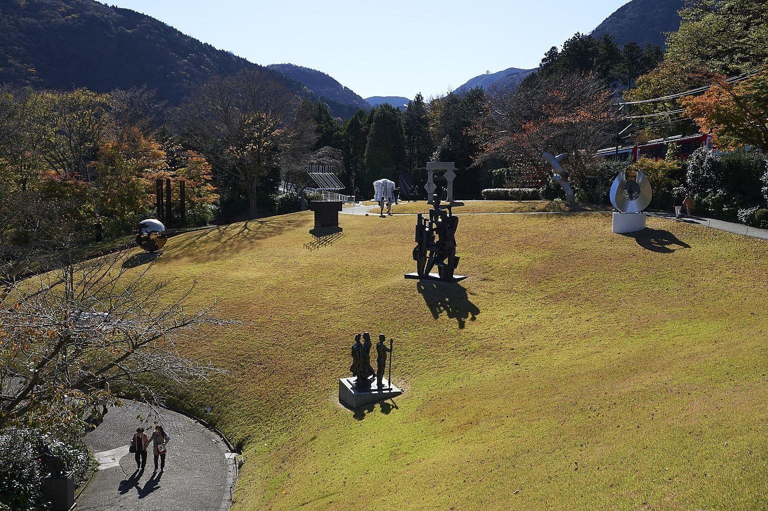 Hakone Open-air Museum, Japan