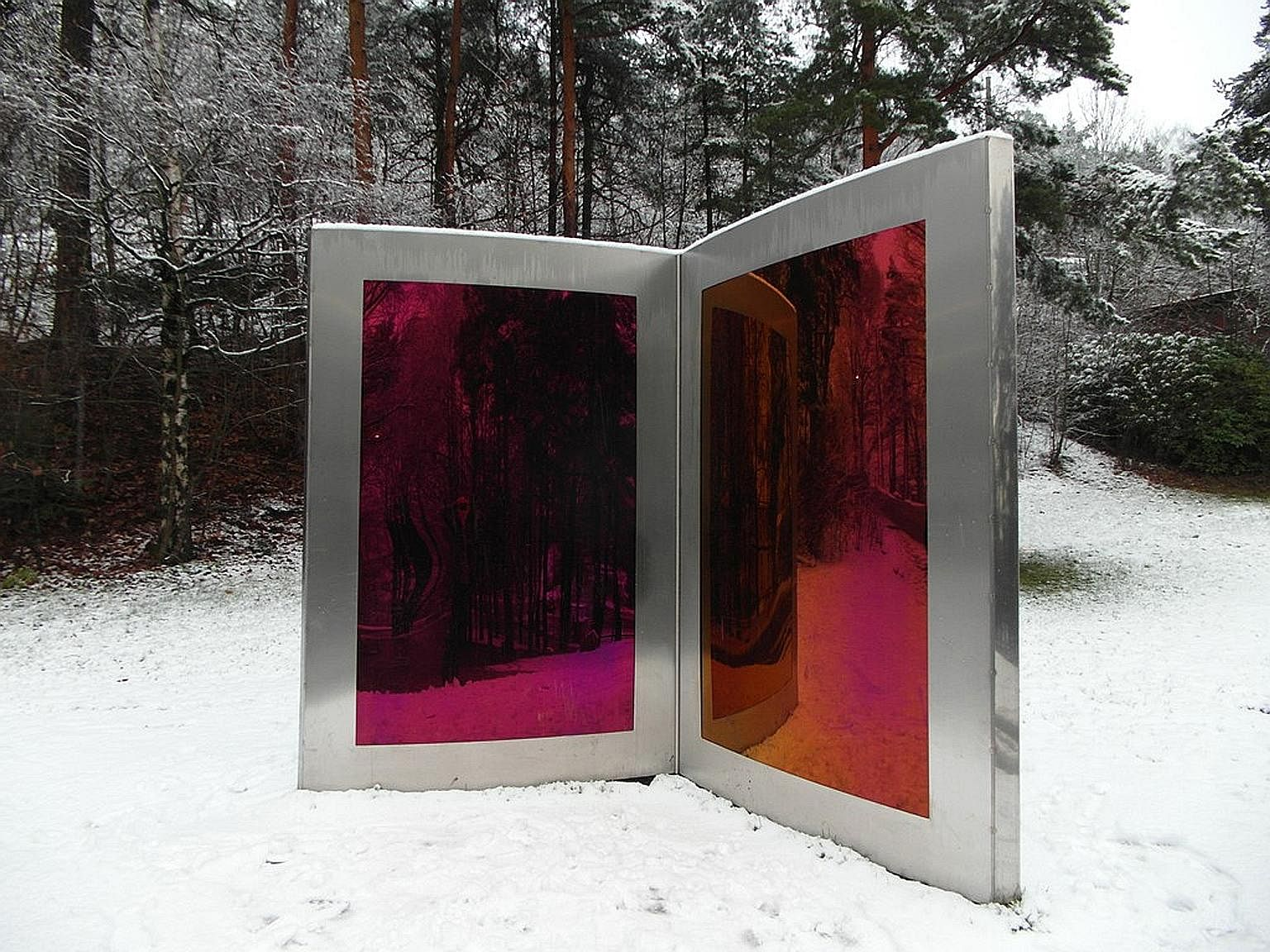 Ekebergparken Sculpture Park, Oslo, Norway