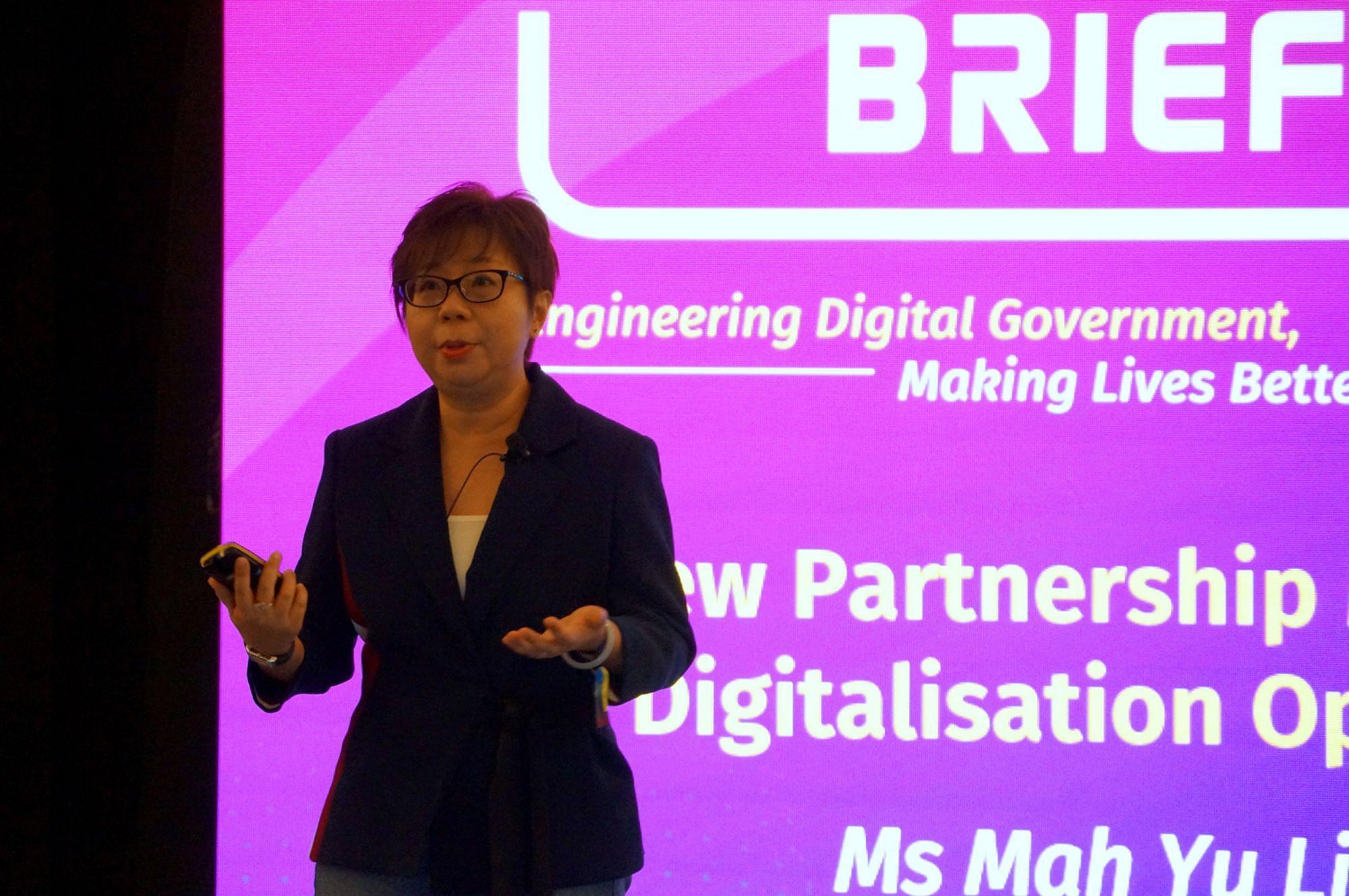 Smart Nation & Digital Government Industry Briefing 2019, GovTech
