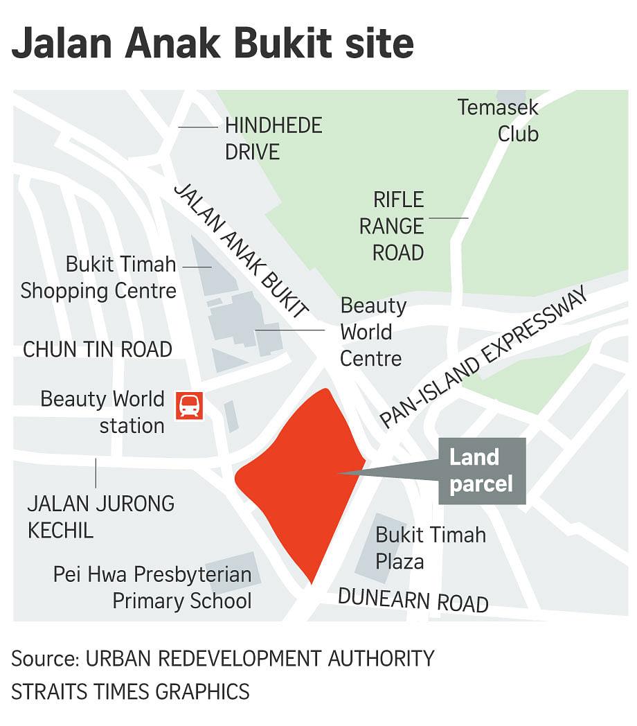 Jalan Anak Bukit Site
