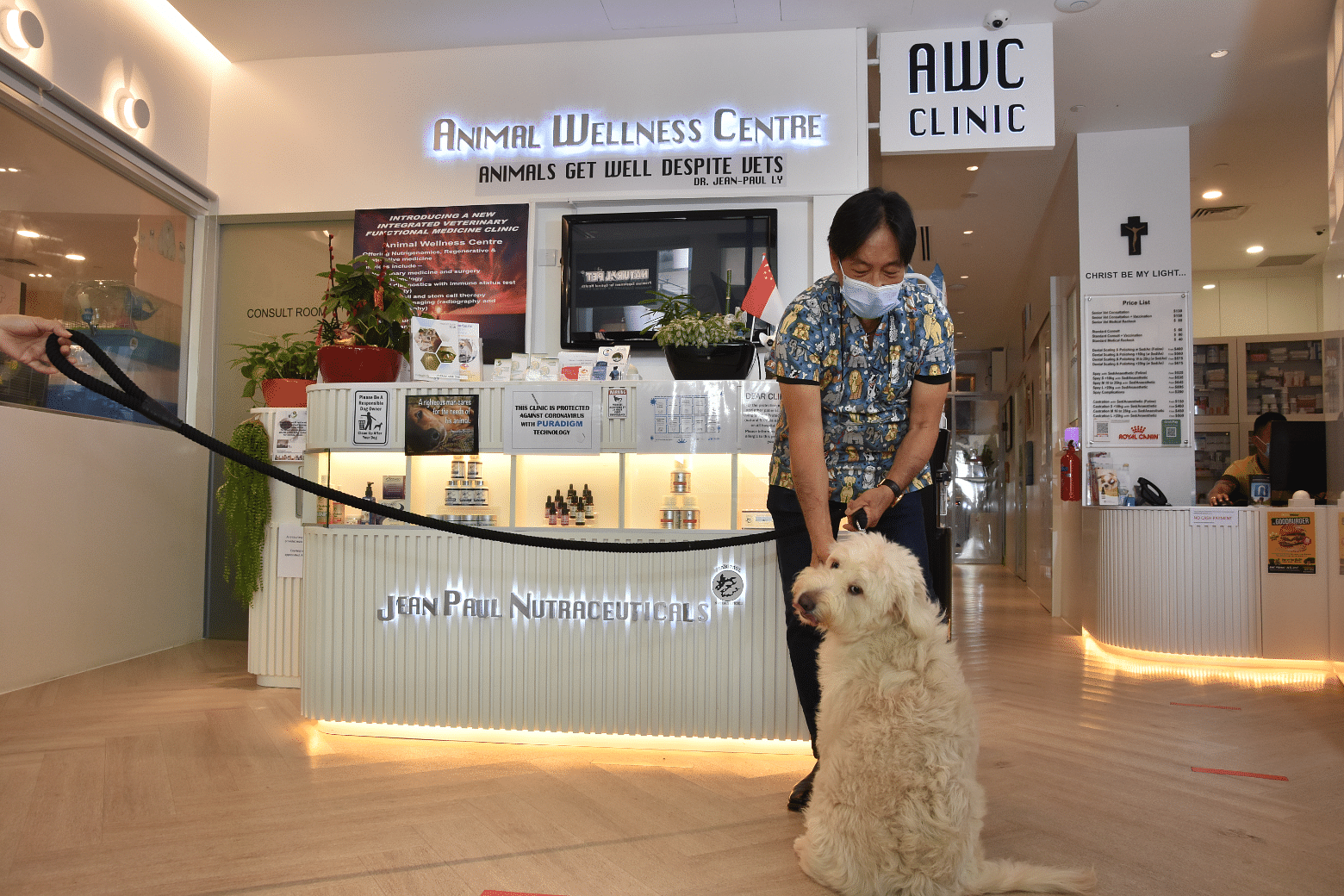 Pet Lovers Centre, Enterprise Singapore, pet supplies, Covid-19, digitalisation