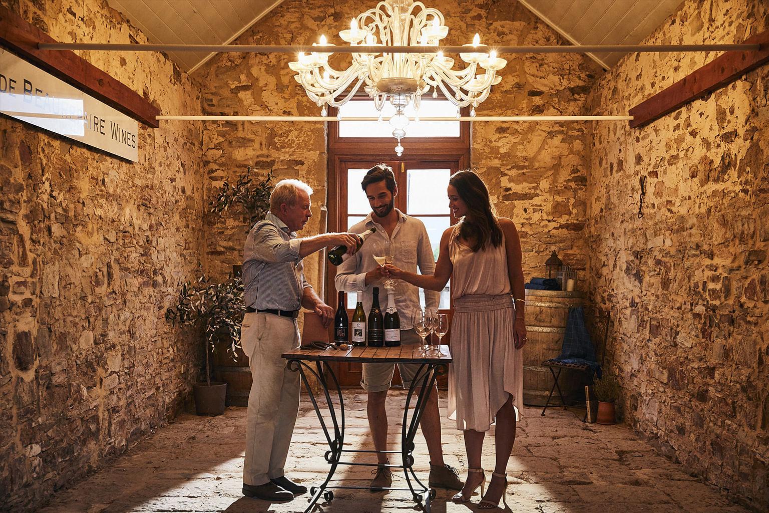 Mudgee, New South Wales, Australia, Wine, De Beaurepaire Wines