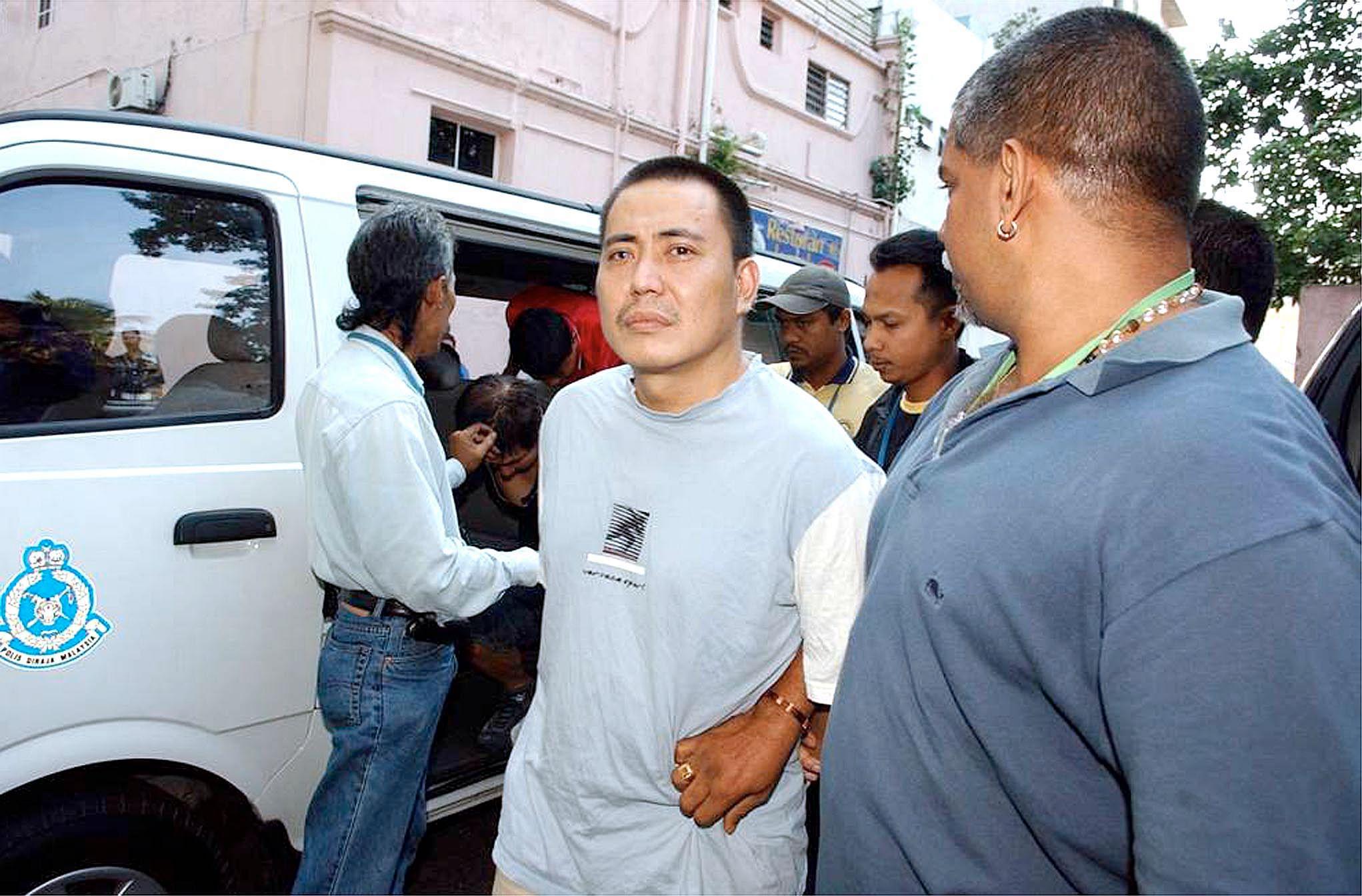Guilty As Charged: \'One-eyed Dragon\' Tan Chor Jin shot nightclub ...