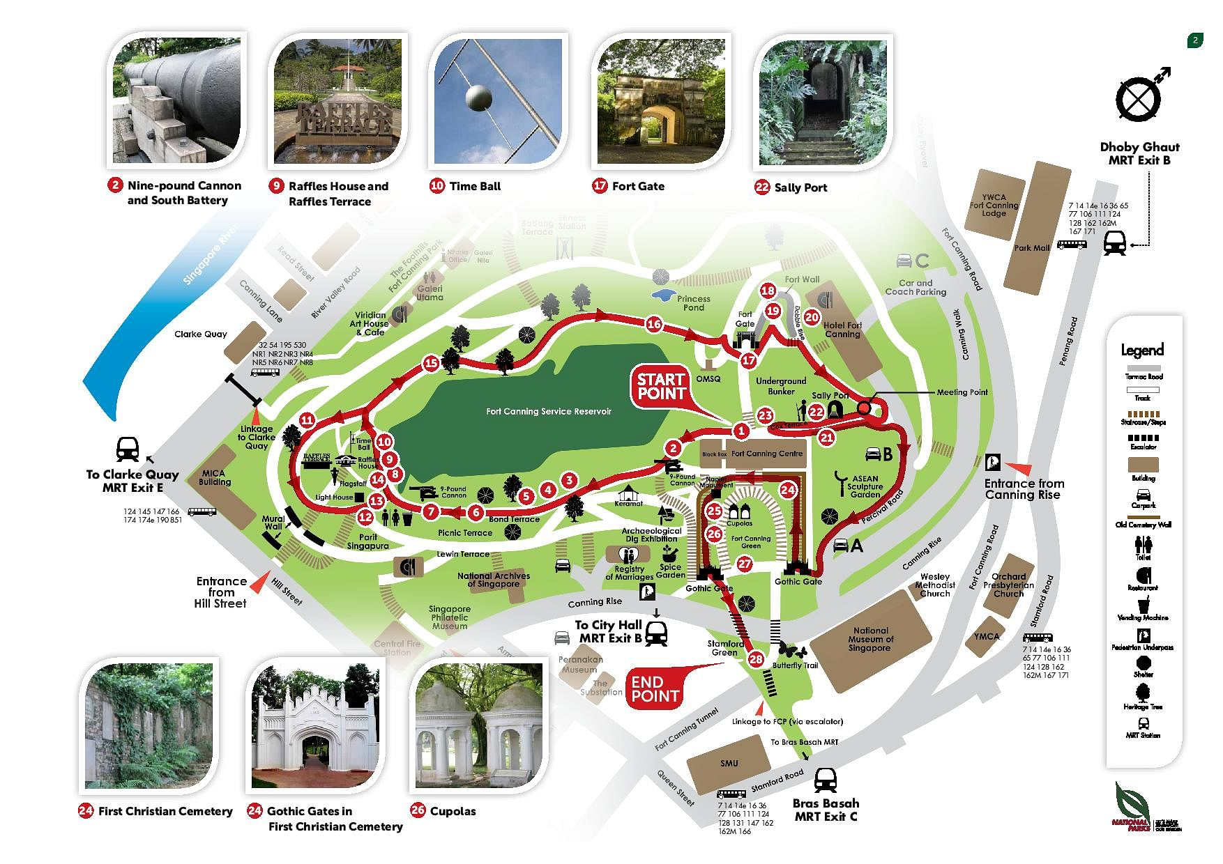 History lessons in Singapore: Some heritage trails for you to