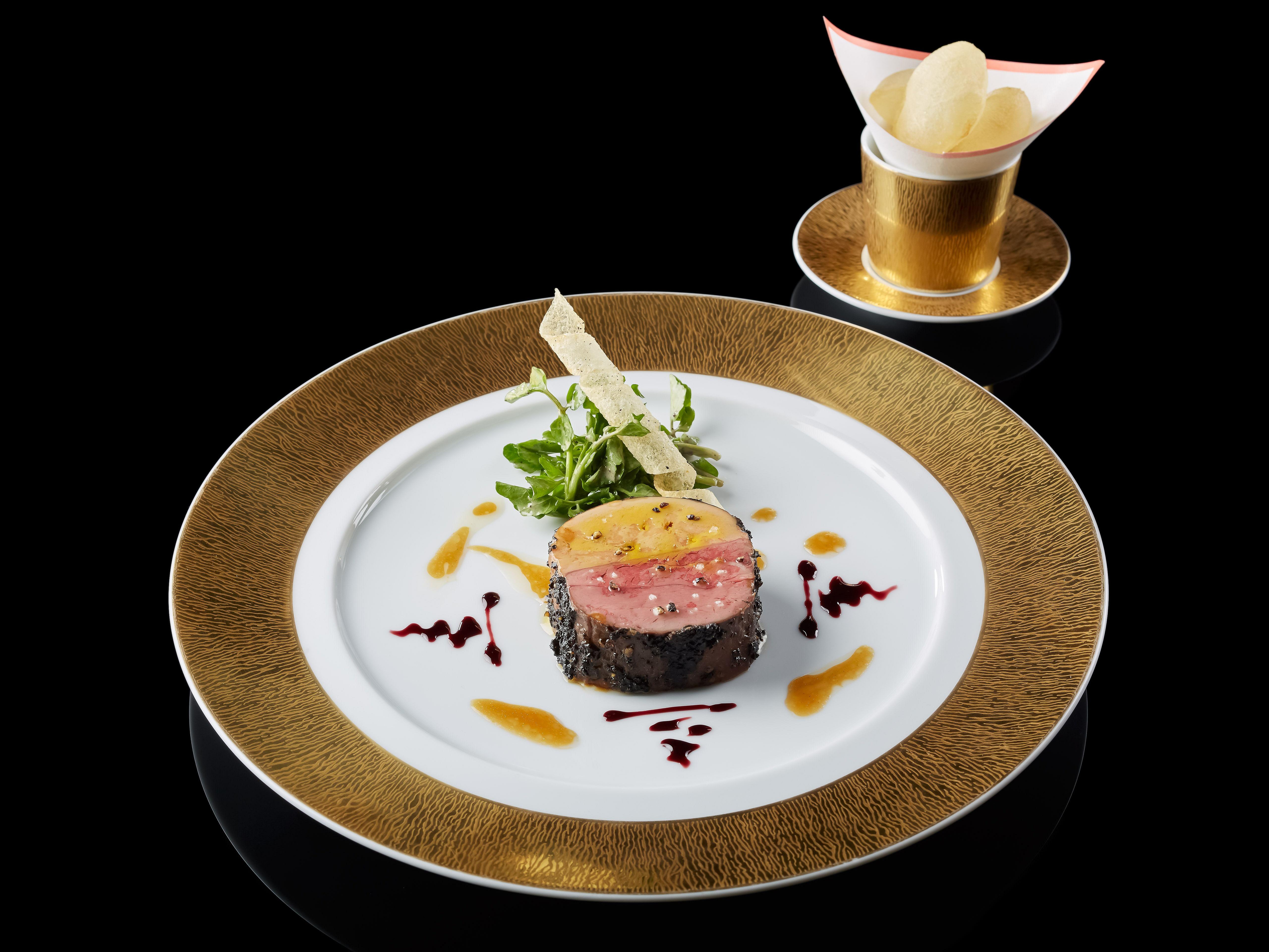 Degustation Foie Gras Restaurant Paris