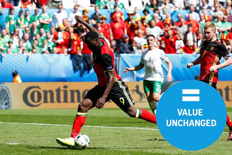 Romelu Lukaku (Belgium and Everton)