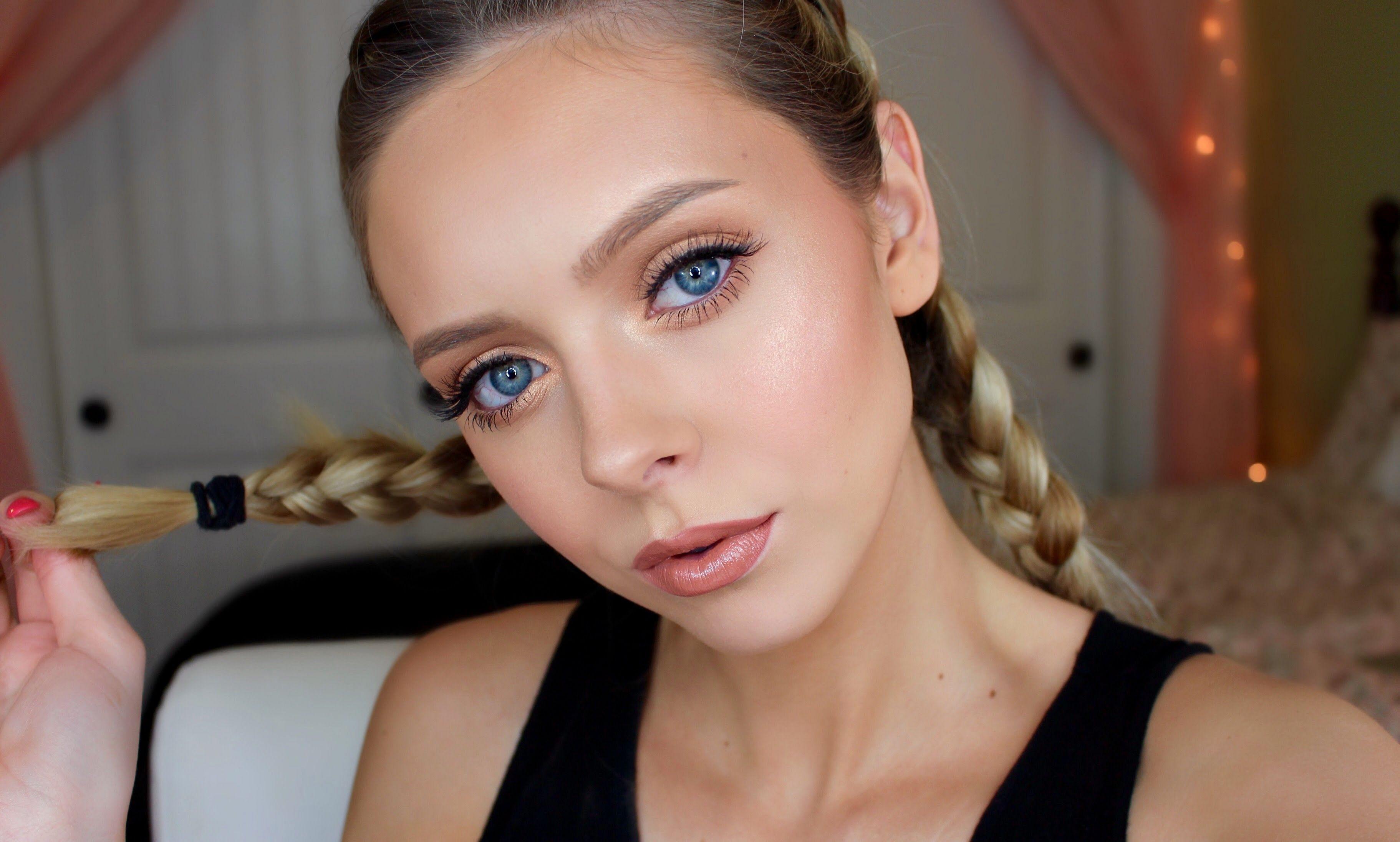 how to achieve dewy makeup look