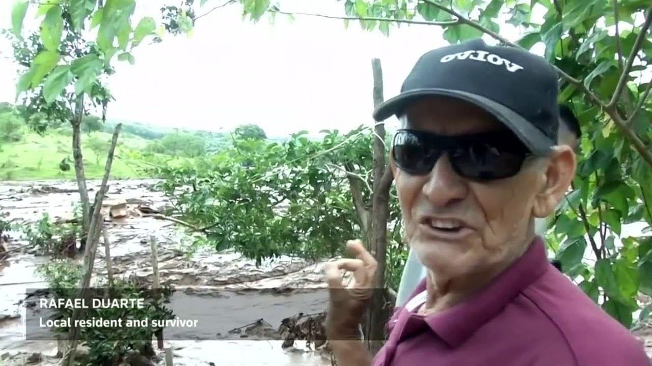The Latest: Brazil Dam Break Search Resumes; 37 Dead