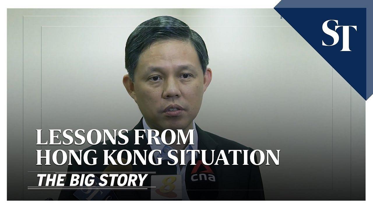 hong kong has