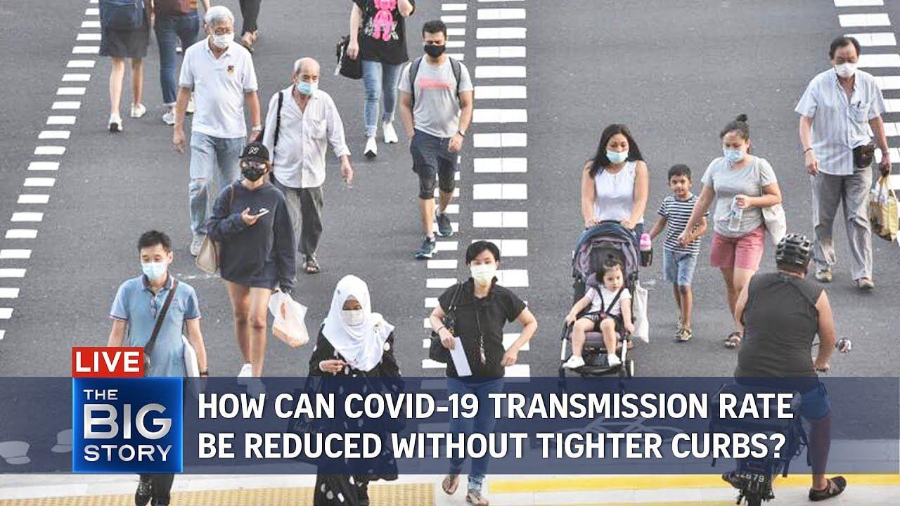 Kisah Besar: Bagaimana S'pore boleh mengurangkan kadar penularan Covid-19 tanpa mengetatkan lagi sekatan, Berita Multimedia & Berita Teratas