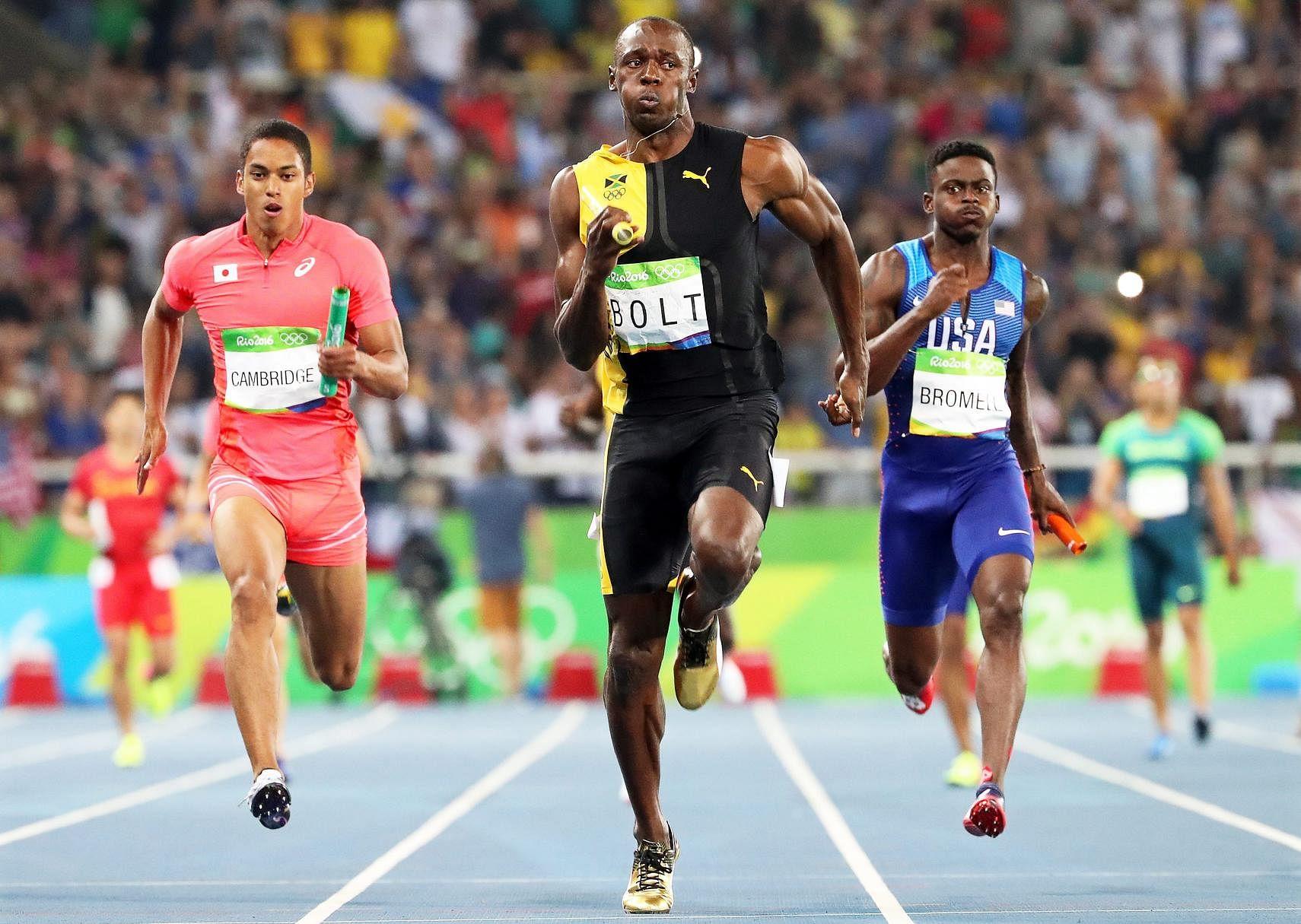 【走順で差をつける!】 リオ五輪リレー銀メダルに見る、走順の考え方