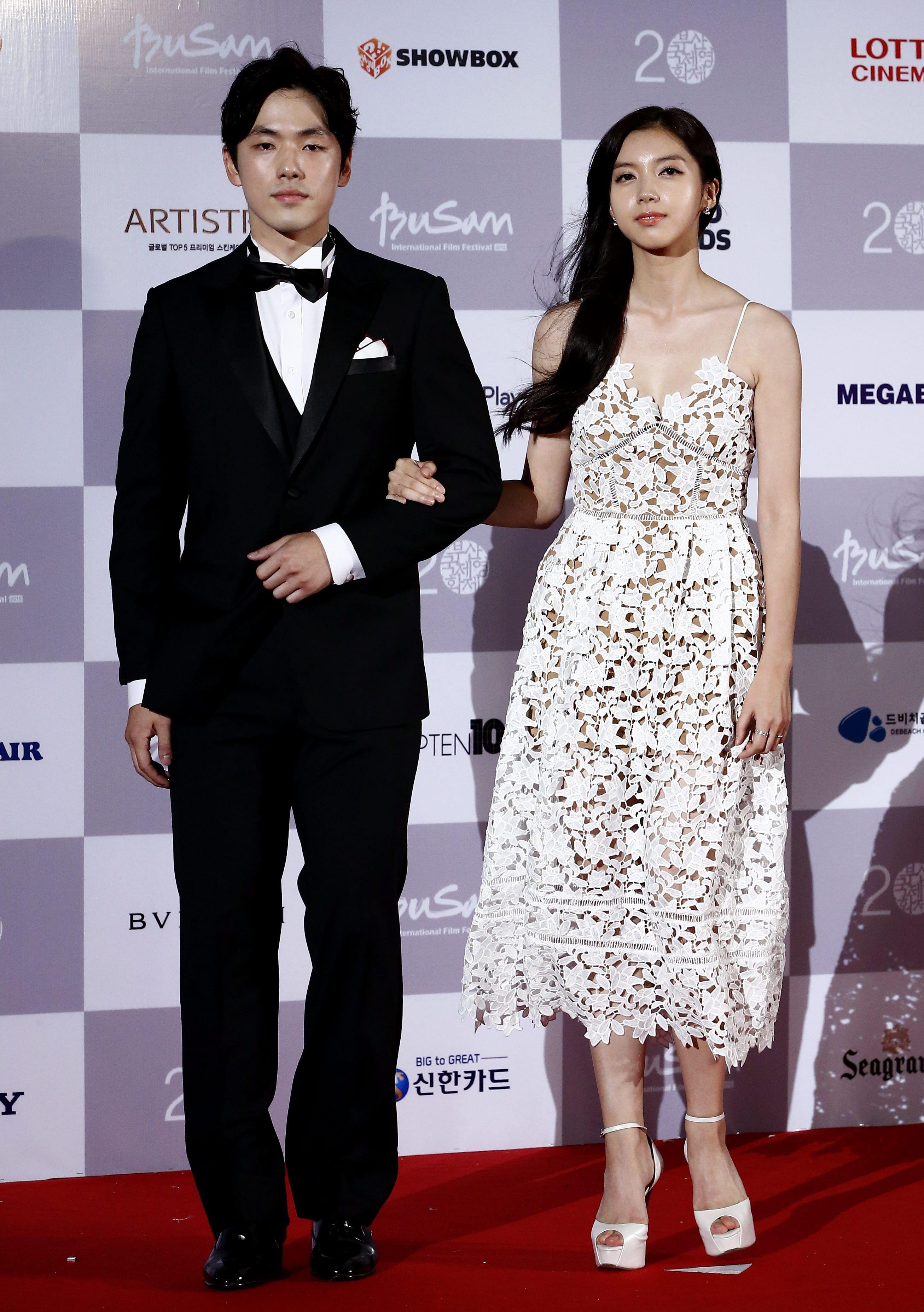 Busan shine: Asias stars collide at Busan International