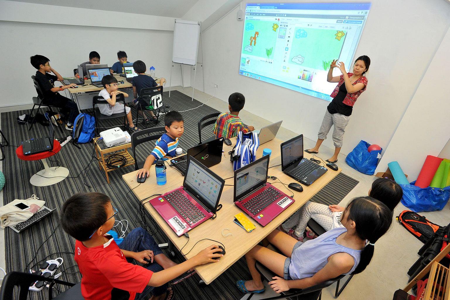 Khóa học Cải tiến Sinh viên mới bắt đầu cho trẻ 7-9