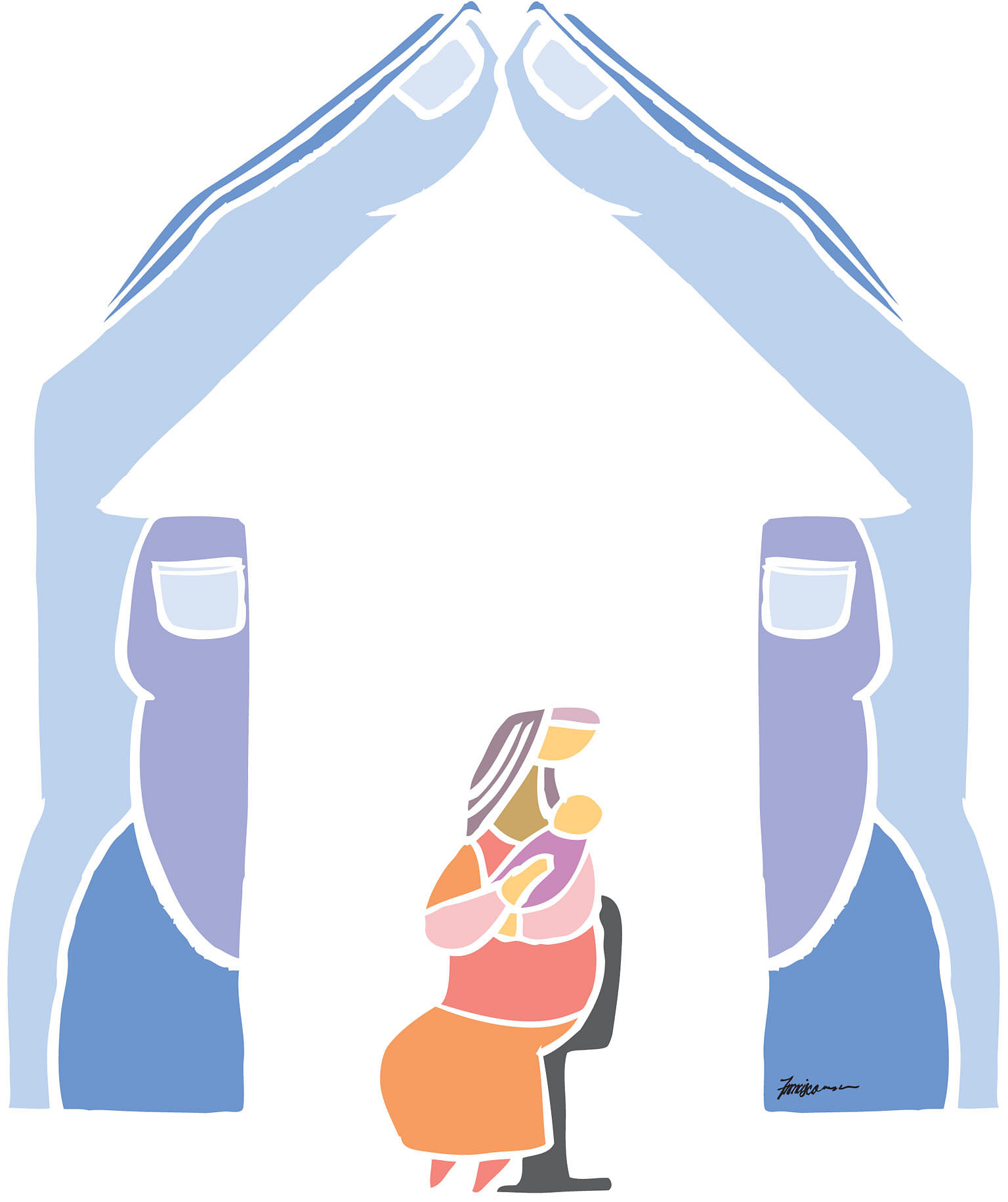 Giving unwed mothers more benefits an inclusive move